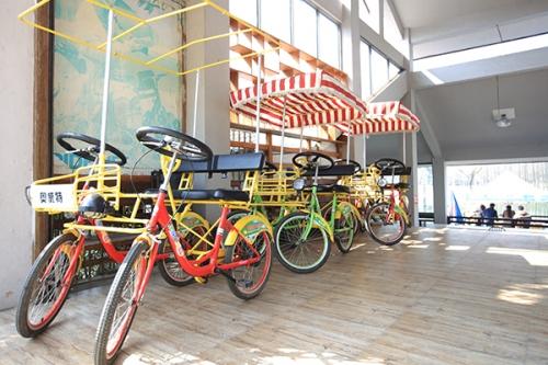 自行车租赁的发展